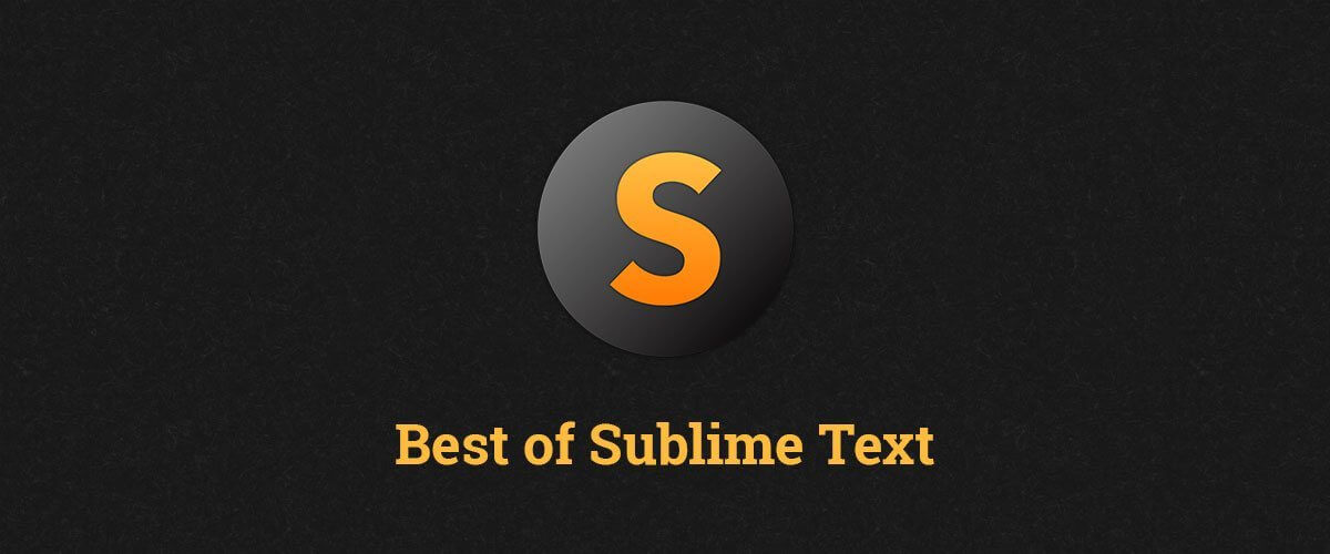 best-of-sublime-text