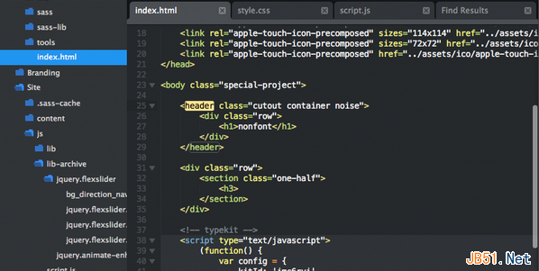 Best sublime text 2 and 3 theme for 2014 5