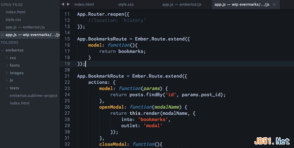 Best sublime text 2 and 3 theme for 2014 6