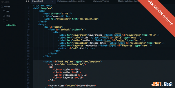 Best sublime text 2 and 3 theme for 2014 3
